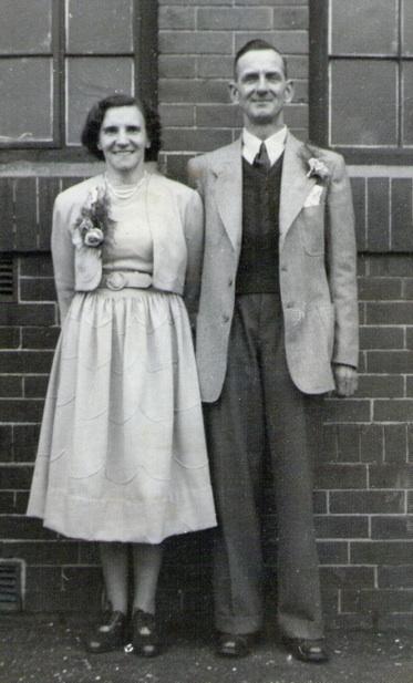 Photo from family album.