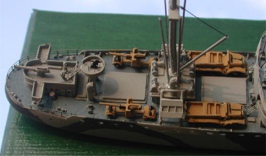 Ugo Foscolo Italian ship