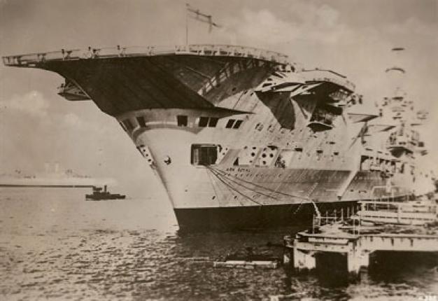 Robert Otterson wartime log