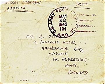POW envelope