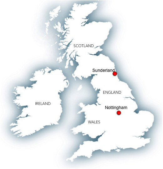 UK Intro map