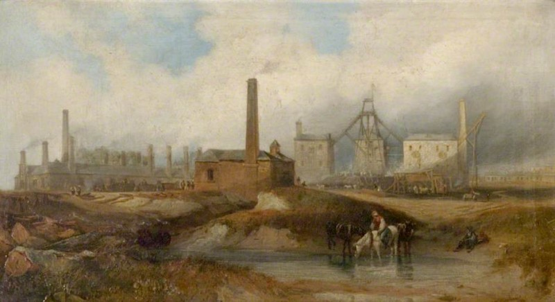 Credit: Nottingham City Museums and galleries. Public domain.
