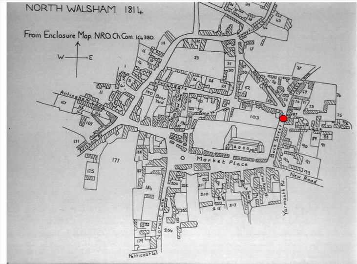 Public domain. Credit: North Walsham & District Community Archive