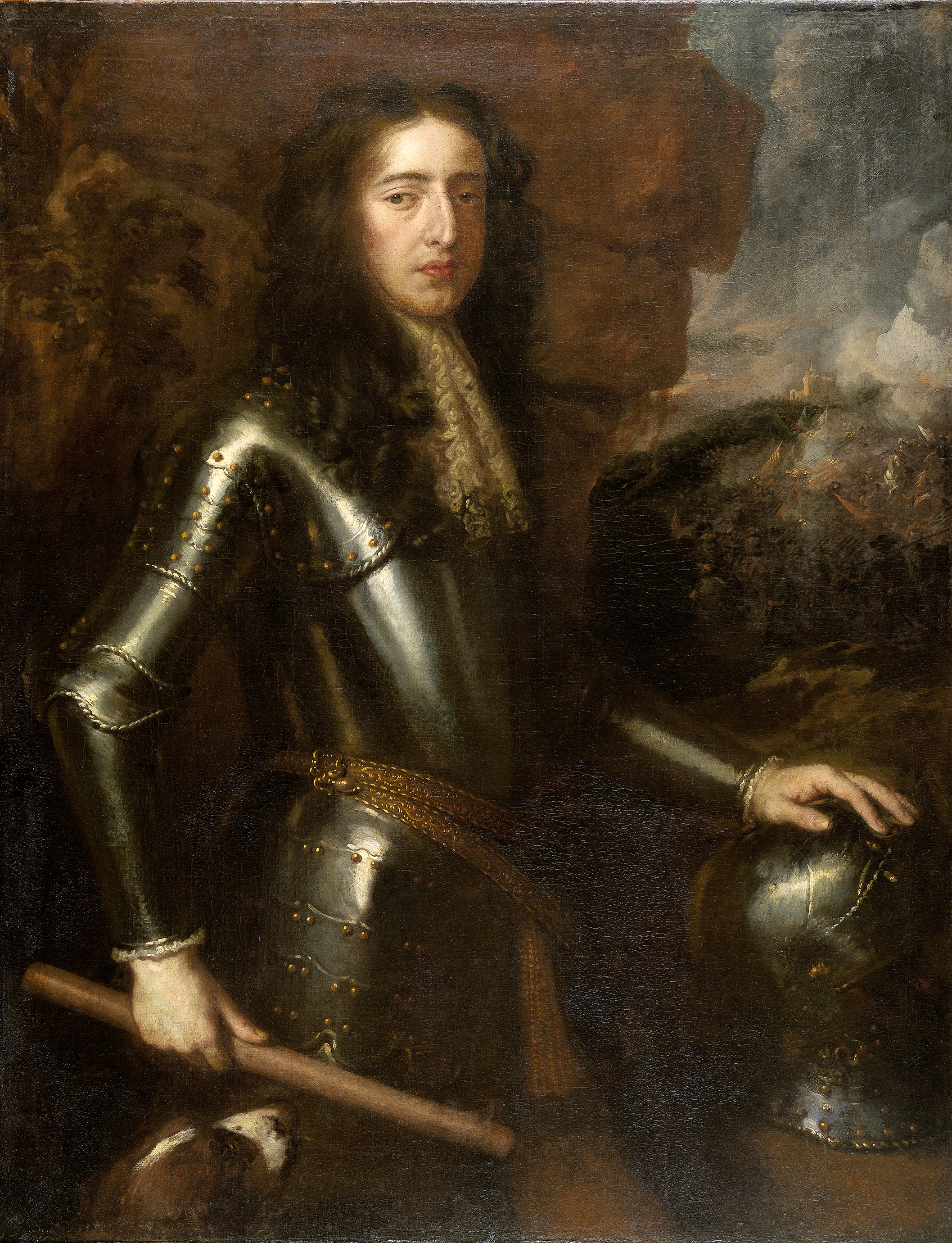 King William III portrait
