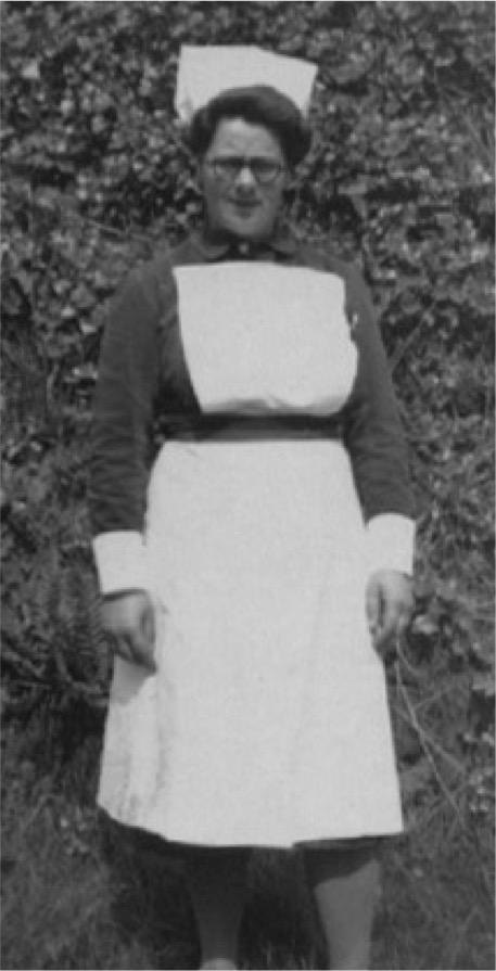 Doris Otterson as hospital night sister.